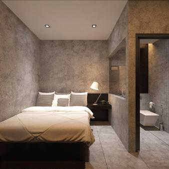 伊康特尔酒店 - 乔治敦 - 睡房