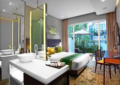 新加坡柏伟诗酒店 - 新加坡 - 睡房