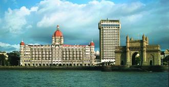 孟买泰姬陵塔酒店 - 孟买 - 客厅