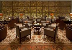 孟买泰姬陵塔酒店 - 孟买 - 休息厅