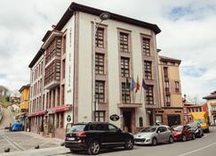 伊尔塞拉酒店 - 坎加斯-德奥尼斯 - 建筑