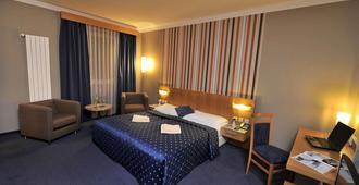 伯拉第斯拉瓦布鲁酒店 - 布拉迪斯拉发 - 睡房