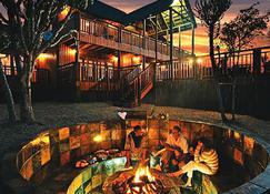 阿朵非洲庄园酒店 - 阿多 - 游泳池