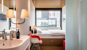 鹿特丹世民酒店 - 鹿特丹 - 睡房