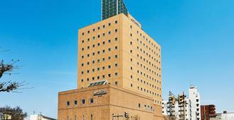 青森华盛顿酒店 - 青森 - 建筑
