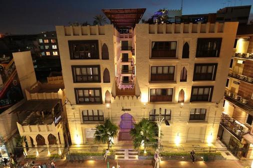 德望曼谷酒店 - 曼谷 - 建筑