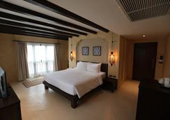 德望曼谷酒店 - 曼谷 - 睡房