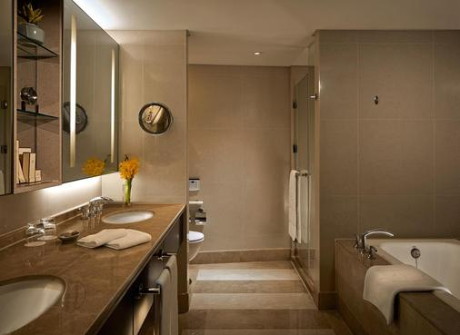 香格里拉台南远东国际大饭店 - 台南 - 浴室
