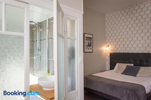 米拉波酒店 - 图尔 - 睡房