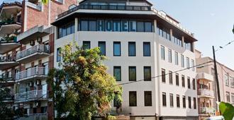 阿里斯图尔酒店 - 圣家堂 - 巴塞罗那 - 建筑