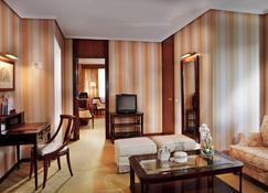 桑特玛尔酒店 - 桑坦德 - 客厅