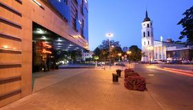 维尔纽斯艾伯顿大教堂广场酒店 - 维尔纽斯 - 户外景观