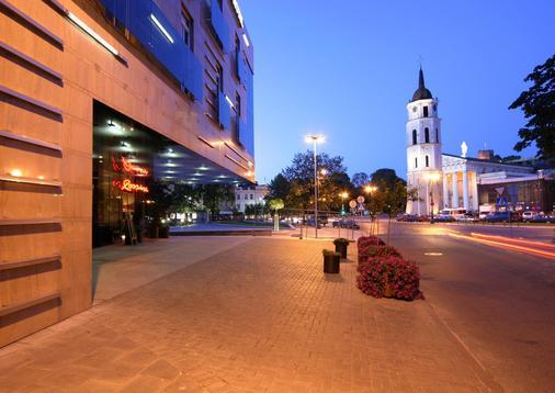 维尔纽斯安伯顿大教堂广场酒店 - 维尔纽斯 - 建筑