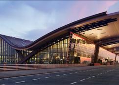 羚羊机场酒店 - 仅限转机 - 多哈 - 建筑
