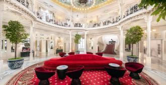 蒙特卡洛隐居酒店 - 摩纳哥 - 休息厅