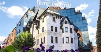 因多图西尔肯酒店 - 毕尔巴鄂 - 建筑