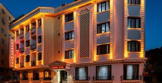 伊斯坦布尔莱文特酒店 - 伊斯坦布尔 - 建筑