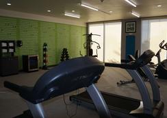 坦普尔拉金塔旅馆 - 坦普尔 - 健身房