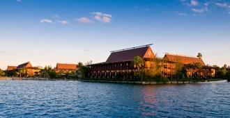 迪士尼波利尼西亞鄉村度假村 - 博伟湖 - 户外景观