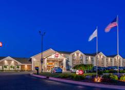 最佳西方福林特机场套房旅馆 - 弗林特 - 建筑