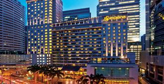 吉隆坡宴宾雅酒店 - 吉隆坡 - 建筑
