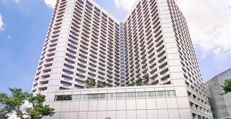 新加坡费尔蒙酒店 - 新加坡 - 建筑