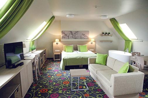 兰宁凯城市酒店 - 维尔纽斯 - 睡房