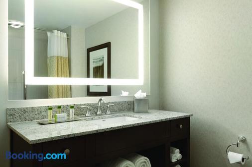 波士顿港湾希尔顿逸林俱乐部酒店 - 波士顿 - 浴室
