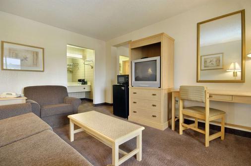 莫比尔戴斯酒店及套房酒店 - 莫比尔 - 客厅