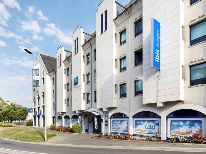 布卢瓦中心宜必思快捷酒店 - 布鲁瓦 - 建筑