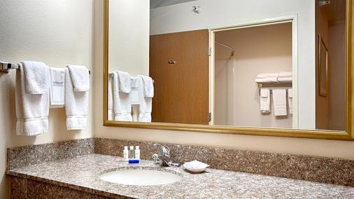 西佳章克申城旅馆 - 章克申城 - 浴室