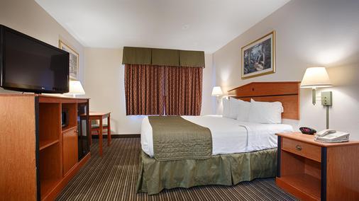 西佳章克申城旅馆 - 章克申城 - 睡房