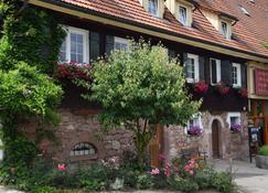 沃尔德内斯霍夫酒店 - 拜尔斯布龙 - 建筑