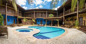 皮拉穆纳酒店 - 博尼图 - 游泳池