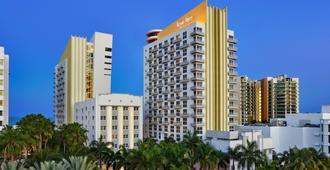 迈阿密南滩皇家棕榈尊贵度假酒店 - 迈阿密海滩 - 建筑