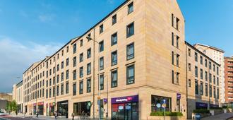 苏希尔德斯蒂尼学生旅馆 - 爱丁堡 - 建筑