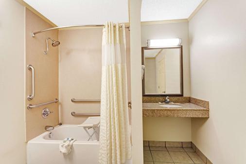 纳什维尔骑士酒店 - 纳什维尔 - 浴室