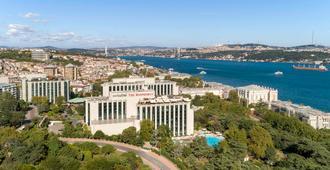 伊斯坦布尔博斯普鲁斯瑞士酒店 - 伊斯坦布尔 - 户外景观