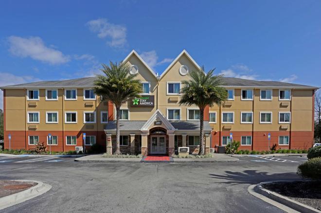 杰克逊维尔-索尔兹伯里路美国长住酒店 - 杰克逊维尔 - 建筑