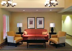 杰克逊维尔-索尔兹伯里路美国长住酒店 - 杰克逊维尔 - 休息厅