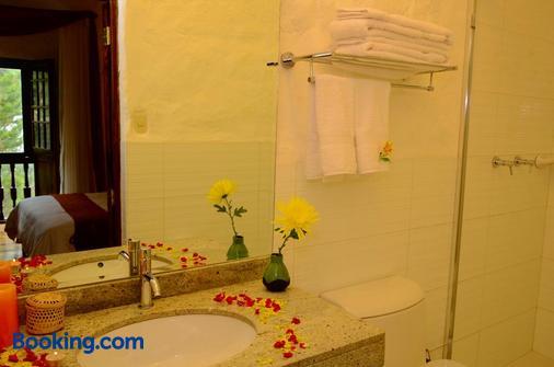 恩纳塔波精品酒店 - 库斯科 - 浴室