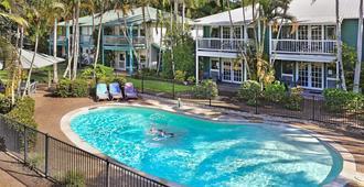 努萨珊瑚海滩度假酒店 - 奴沙岬 - 游泳池