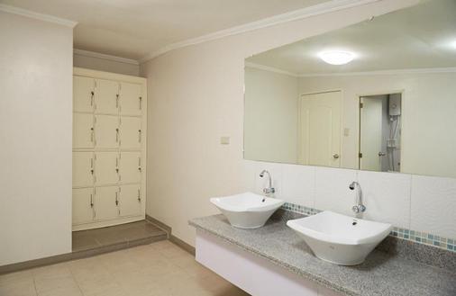 萨利赫酒店 - 安吉利斯 - 浴室