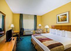 海伦娜贝蒙特旅馆套房酒店 - 赫勒拿 - 睡房