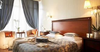 埃尔格雷柯酒店 - 塞萨洛尼基 - 睡房