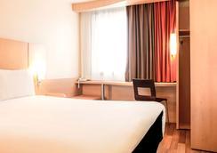 宜必思里昂巴迪区火车站酒店 - 里昂 - 睡房