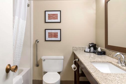 布鲁明顿机场康福特茵酒店 - 布卢明顿 - 浴室