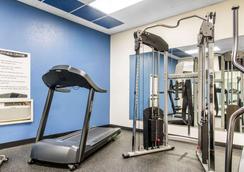 布鲁明顿机场康福特茵酒店 - 布卢明顿 - 健身房