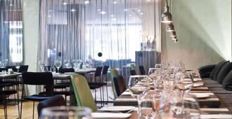 泽尼特阿贝巴酒店 - 马德里 - 餐馆