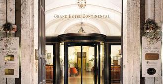 锡耶纳欧陆大酒店 - 锡耶纳 - 建筑